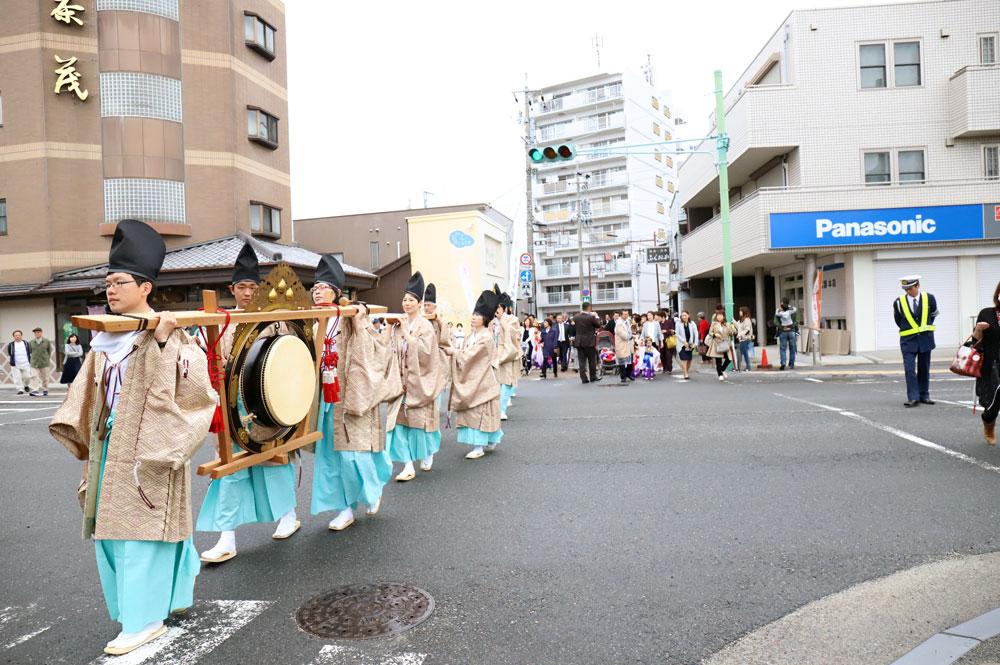 桑名・お稚児さん写真4
