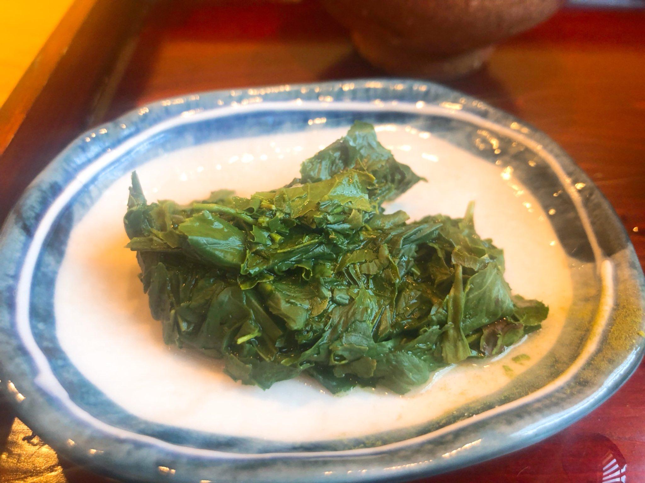 桑名にある茶輪のお茶の葉っぱ